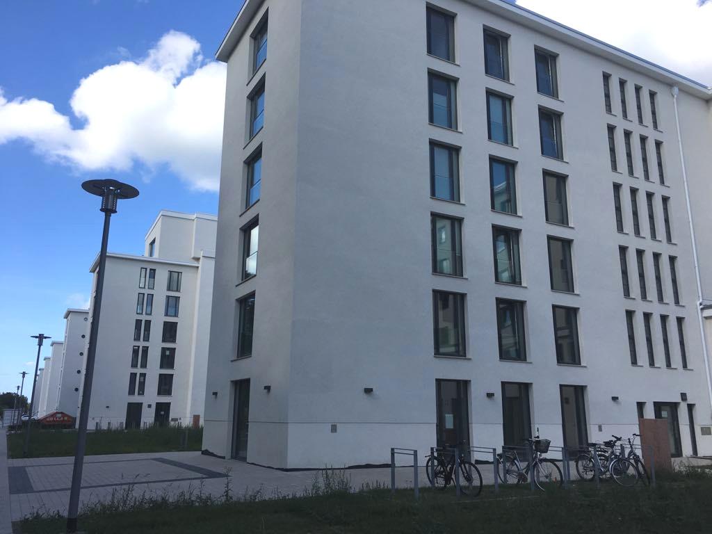 apartamenty w Proora, Niemcy, Rugia, ośrodek dla Nazistów