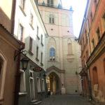 Przeklęty, diabelski kamień w Lublinie