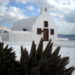 Przeprowadzka na Santorini