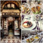 Z serii: co zwiedzić w Wenecji, czyli najstarsza włoska kawiarnia Caffe Florian