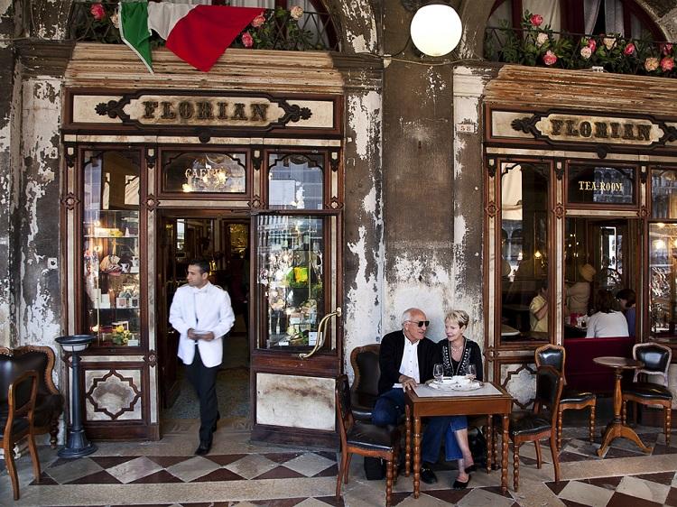 Caffe Florian ceny zdjęcia menu