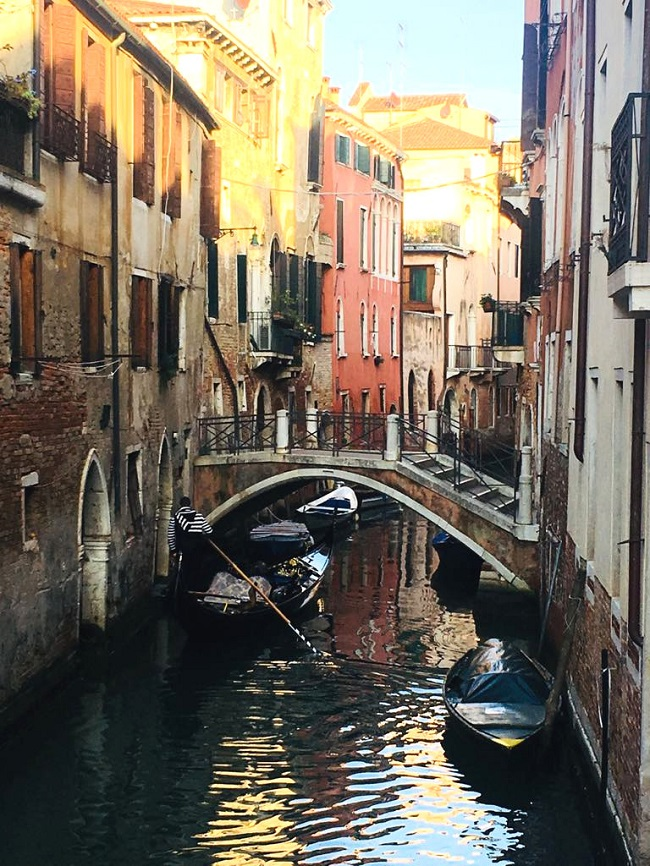 Most w Wenecji