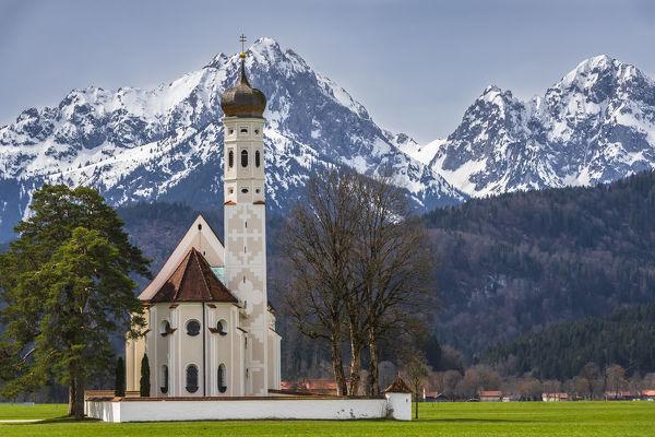 Alpy w Niemczech