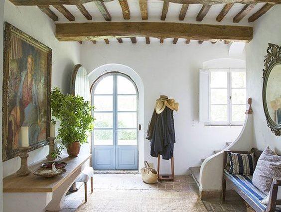 aranżacja mieszkania w stylu włoskim