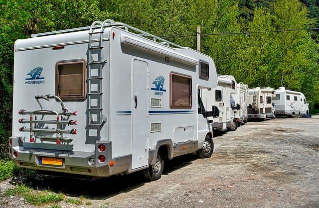 campery na rugii