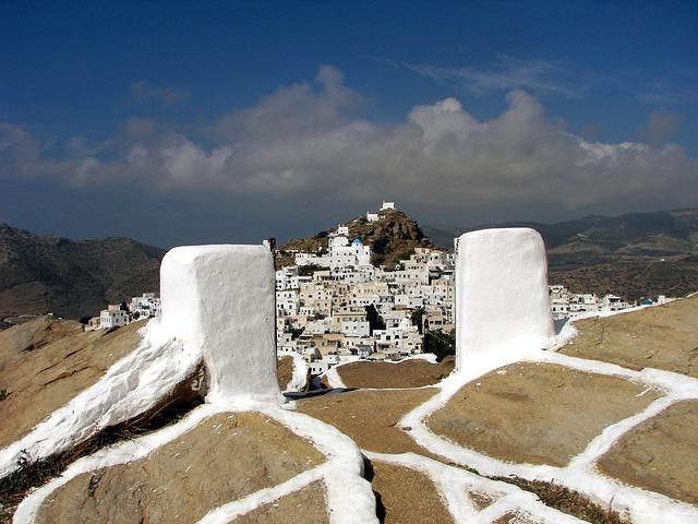 grecka wyspa Ios